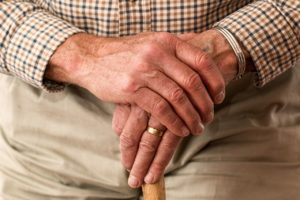 signs of muscle atrophy in hands
